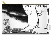 Inflation, 1978 Carry-all Pouch