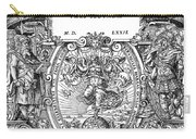 Cartouches, 1572 Carry-all Pouch