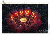 Pumpkin Seance With Pumpkin Pie Carry-all Pouch
