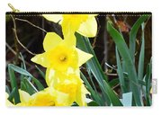 Cascade Of Daffodils Carry-all Pouch