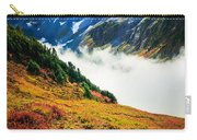 Cascade Pass Peaks Carry-all Pouch