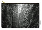 Cascade Snow Carry-all Pouch