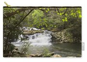 Cascades At Coker Creek Carry-all Pouch
