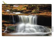 Cascades At Ricketts Glen Carry-all Pouch