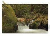 Cascades In Appalachian Mountains Carry-all Pouch