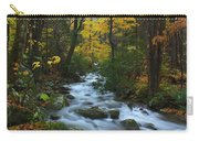 Cascades On The Motor Nature Trail Carry-all Pouch