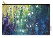 Cascading Colors Carry-all Pouch