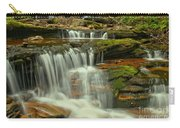Cascading Everywhere At Ricketts Glen Carry-all Pouch