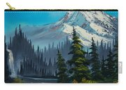 Cascading Falls Carry-all Pouch by C Steele