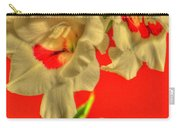 Cascading Gladiolas Carry-all Pouch
