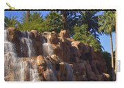 Cascading Rocky Waterfall Carry-all Pouch
