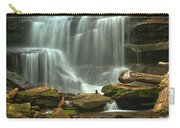Cascading Through Ricketts Glen Carry-all Pouch