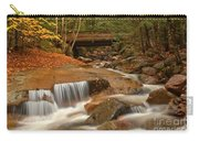 Cascades Below Flume Gorge Carry-all Pouch