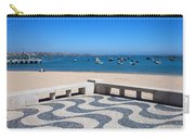 Cascais Promenade And Bay In Portugal Carry-all Pouch