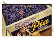 Case Of Sangiovese Grapes Carry-all Pouch
