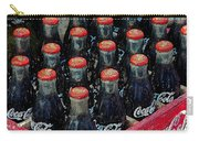 Classic Case Of Coca Cola Carry-all Pouch