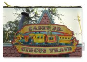 Casey Jr Circus Train Fantasyland Signage Disneyland Carry-all Pouch