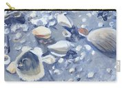 Casey Key Shells Carry-all Pouch