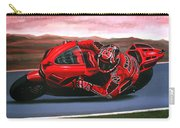 Casey Stoner On Ducati Carry-all Pouch