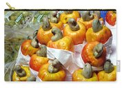 Cashew Fruit - Mercade Municipal Carry-all Pouch
