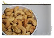 Cashews - Nuts - Snack Food Carry-all Pouch