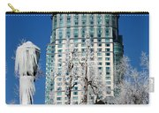 Casino Under Ice Carry-all Pouch