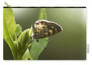 Cassius On Plumbago Carry-all Pouch