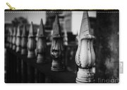 Cast Iron Spearheads Noir Carry-all Pouch