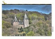 Castell Coch Cardiff Painterly Carry-all Pouch