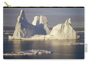 Castellated Iceberg East Antarctica Carry-all Pouch