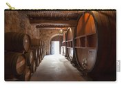 Castelle Di Amorosa Barrel Room Carry-all Pouch