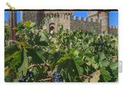 Ripe On The Vine Castelle Di Amorosa Carry-all Pouch