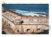 Castillo De San Cristobal San Juan Puerto Rico Carry-all Pouch