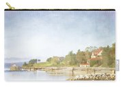 Castine Harbor Maine Carry-all Pouch