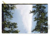 Castle Geyser Yellowstone Np Carry-all Pouch