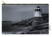 Castle Hill Lighthouse Bw Carry-all Pouch