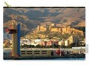 Castle In Almeria Spain Carry-all Pouch