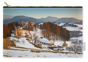 castle in northen Slovakia Carry-all Pouch