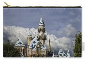 Castle In The Clouds Carry-all Pouch