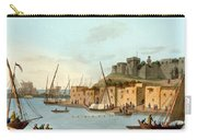 Castle In The Island Of Torosa Carry-all Pouch