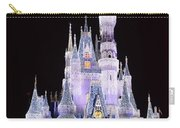 Castle In Winter Carry-all Pouch