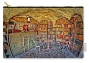 Castle Map Room Carry-all Pouch by Susan Candelario
