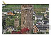 Castle Of The Rhine Carry-all Pouch