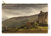 Castle On A Hill Kyle Of Lochalsh Carry-all Pouch