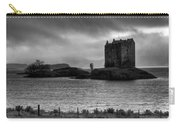 Castle Stalker Bw Carry-all Pouch