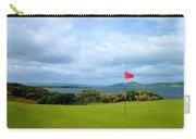Castle Stuart Golf Links Carry-all Pouch
