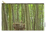 Castle Tree Stump Carry-all Pouch