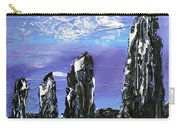 Castlenalact Standing Stones Carry-all Pouch