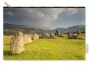 Castlerigg Circles Inner Chamber Carry-all Pouch