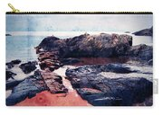 Castles In The Sand Carry-all Pouch